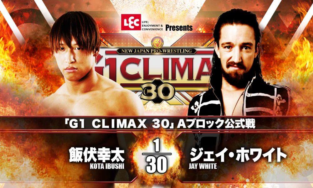 Ibushi vs White G130 compressed