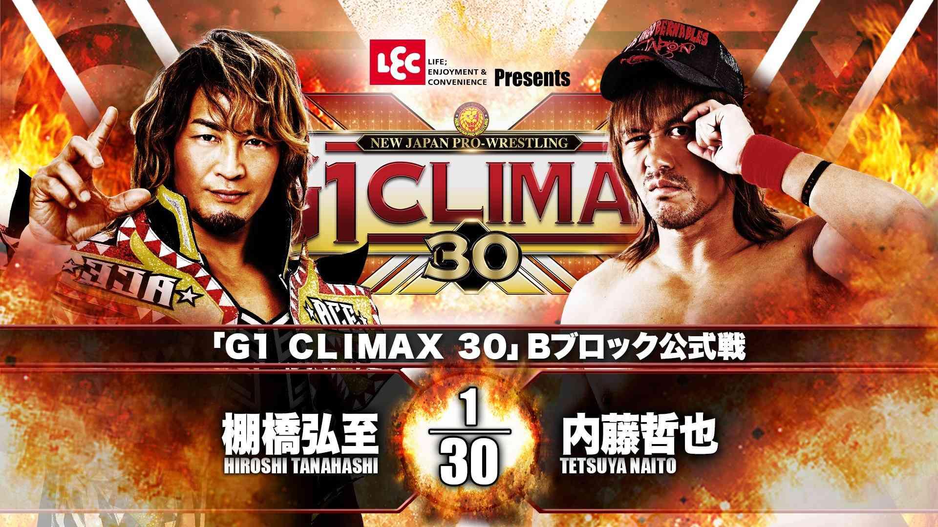 Tanahashi vs Naito G130 compressed