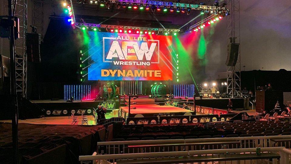 aew dynamite live