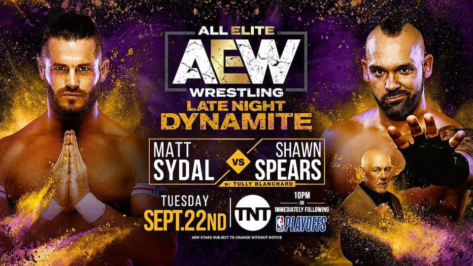 aew late night dynamite 1