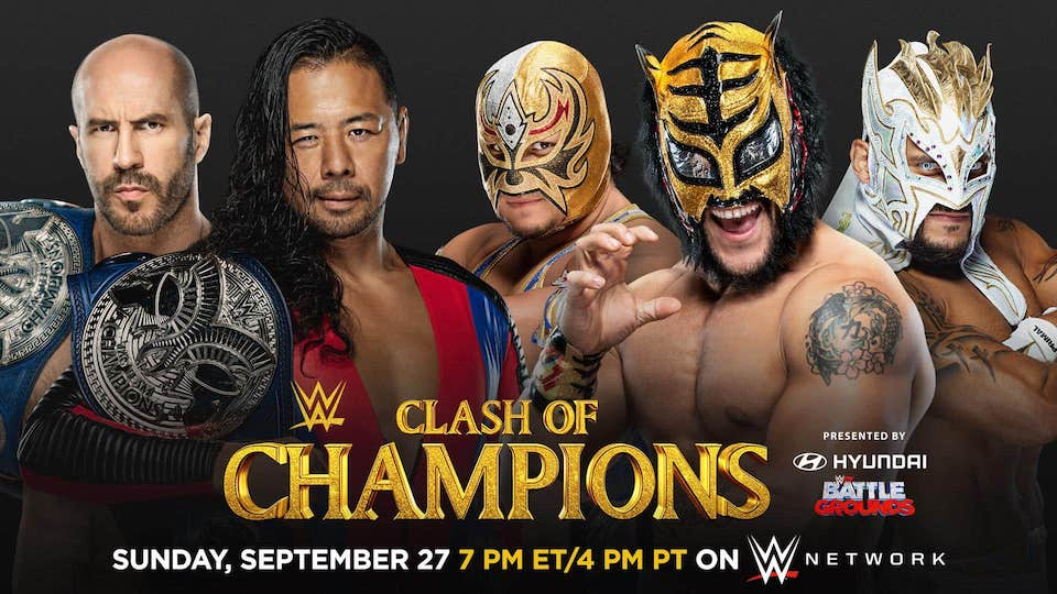 cesaro nakamura lucha house party clash of champions