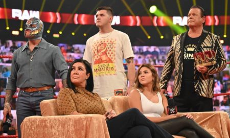 famille mysterio raw