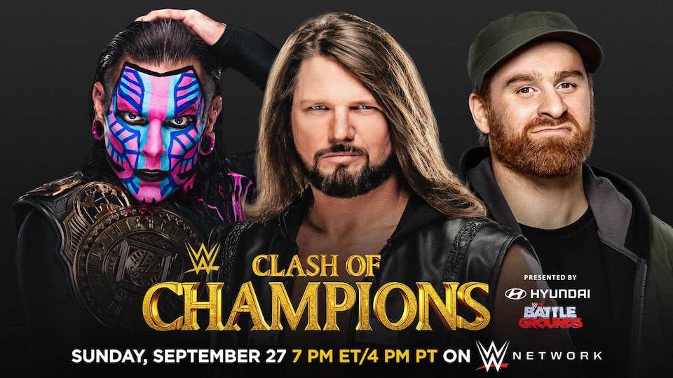 jeff hardy clash of champions 2020