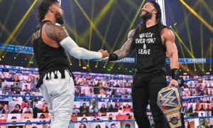 jey uso roman reigns clash of champions