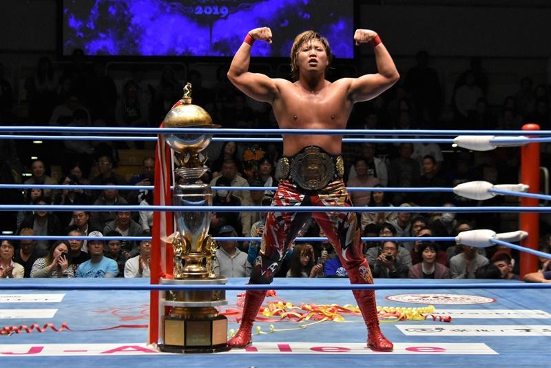 kento miyahara champion carnival 2019