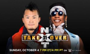 kushida velveteen dream takeover 31