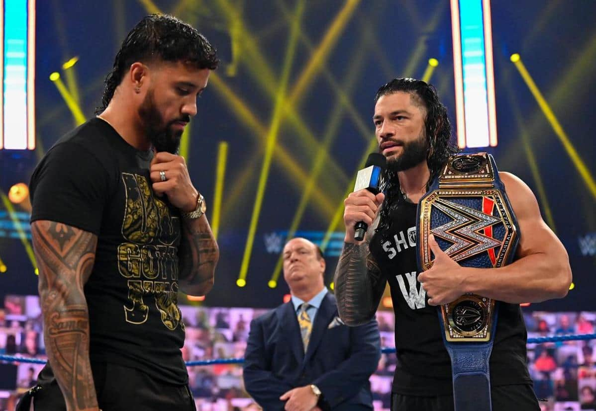 reigns uso smackdown