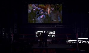 retribution wwe raw