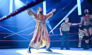 robert roode raw retour