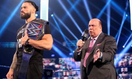 roman reigns paul heyman smackdown