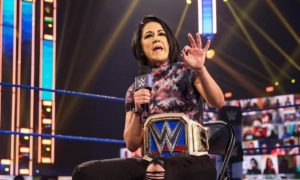 smackdown 11 septembre bayley
