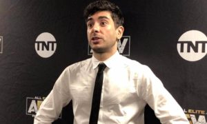 tony khan aew