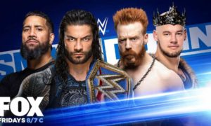 wwe smackdown 18 septembre 2020