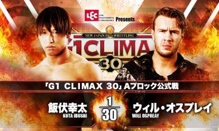 Ibushi vs Ospreay G130