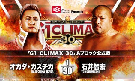 Okada vs Ishii G130