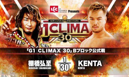 Tanahashi vs KENTA G130 1