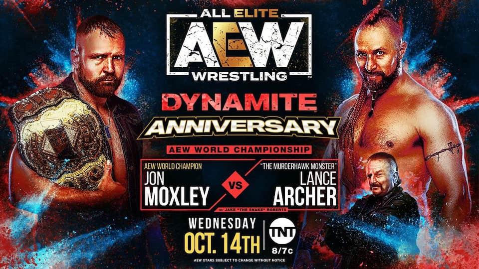 aew dynamite 14 octobre 2020
