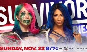 asuka sasha banks survivor series 2020