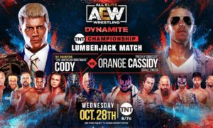 cody orange cassidy aew dynamite