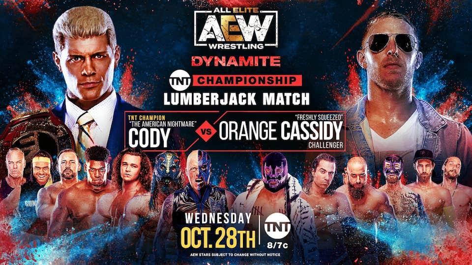 cody orange cassidy aew dynamite