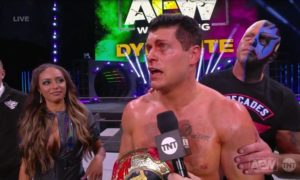 cody rhodes tnt champion