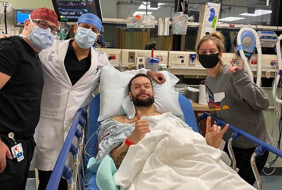 finn balor operation machoire