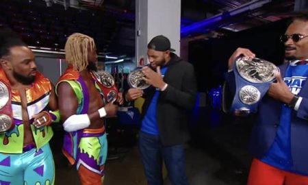 new day street profits raw