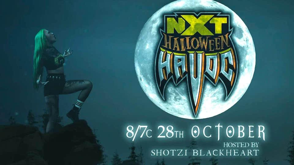 nxt halloween havoc 1