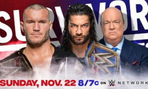 randy orton roman reigns survivor series