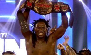 rich swann impact champion