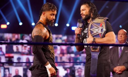 roman reigns smackdown 2 octobre 2020