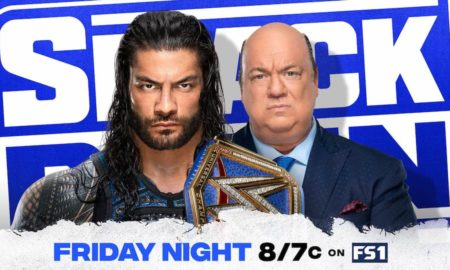 wwe smackdown 23 octobre 2020