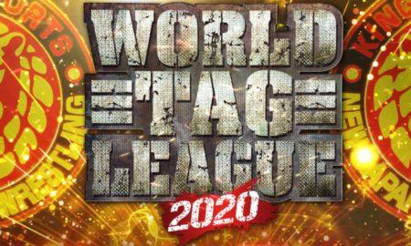 NJPW WTL 2020