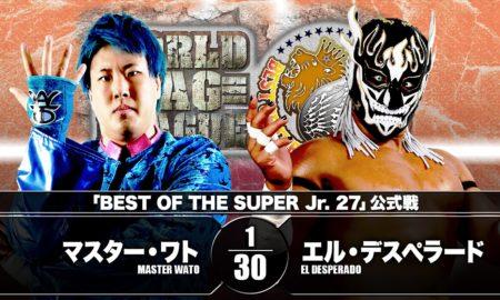 Wato vs Desperado BOSJ 27