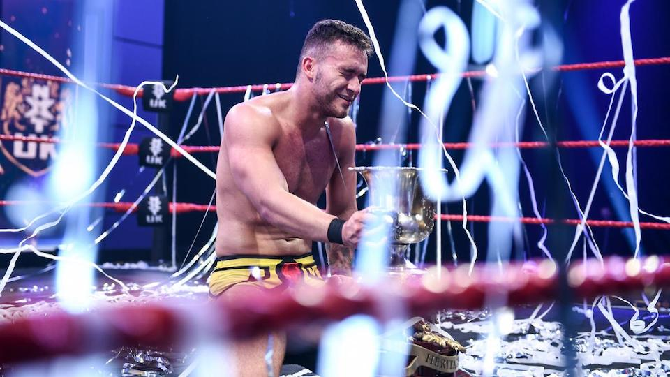 a kid nxt uk heritage cup