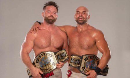 ftr aew champions equipe