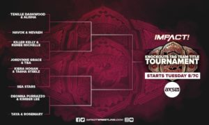 impact tag team knockout tournoi