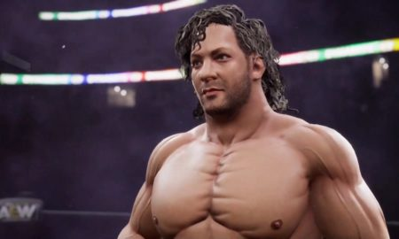 kenny omega aew jeu video