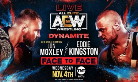 moxley kingston aew dynamite 4 novembre 2020