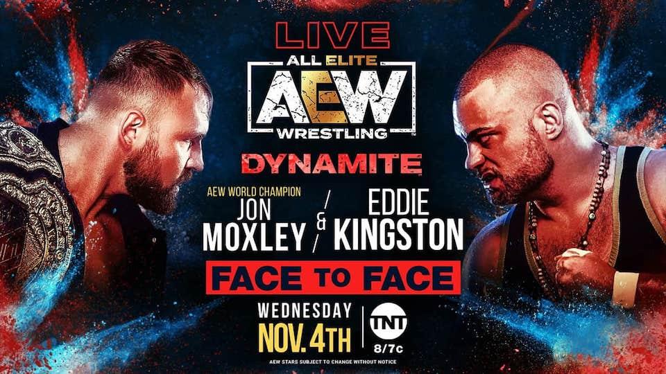 moxley kingston aew dynamite 4 novembre 2020