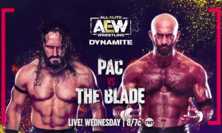 pac blade aew dynamite 18 novembre