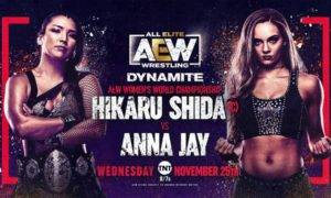 preview aew dynamite 25 novembre 2020