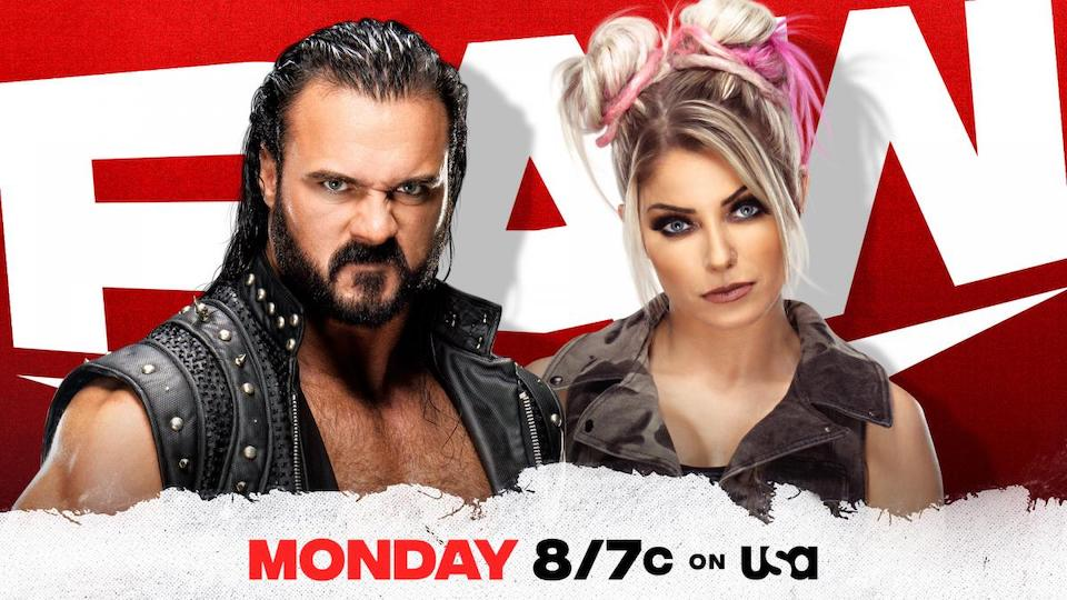 preview wwe raw 9 novembre 2020