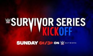 survivor series kickoff 2020
