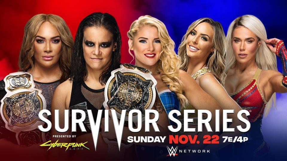 team raw survivor series 2020