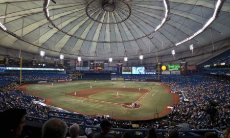 tropicana field stadium