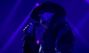 undertaker adieux wwe