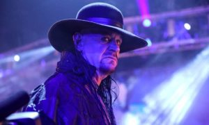 undertaker retraite survivor series
