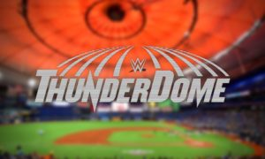 wwe thunderdome tropicana field