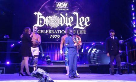 aew dynamite 30 decembre brodie lee